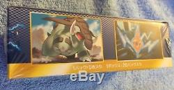 1st EDITION! Pokemon Card BW7 Booster Plasma Gale Sealed Box Limited Japanese