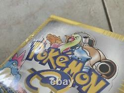 2001 Pokemon e-Reader Japanese 1st Edition Expedition Booster Box FACTORY SEALED