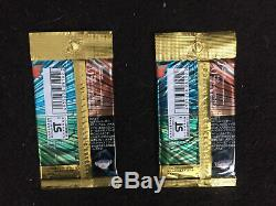 2x Pokemon Gym Heroes Booster Pack Japanese Language