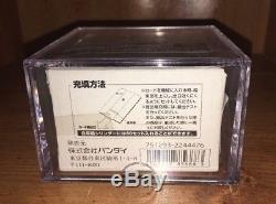 Cased 2013 Bandai Pokemon Japanese Carddass XY Abolition Set Sealed Booster Box