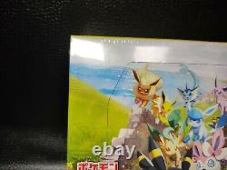 Eevee Heroes Booster BOX Pokemon Card Japanese! SHIELD! Enhanced Expans S6a