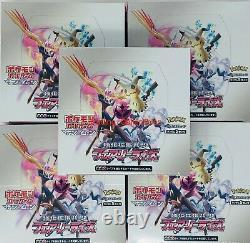 Fairy Rise Pokemon Japanese Booster Box Pack Factory Sealed USA Seller