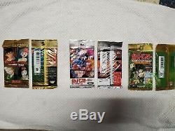 JAPANESE Pokemon FOSSIL Booster Packs 10-Card Pocket Monster Card Game 1995-96