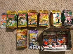 Japanese Pokemon 180 Booster Pack Lot Neo Destiny Shining Holos, Base Set Sealed