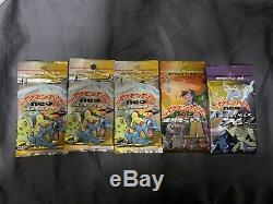 Japanese Pokemon Neo Gen Factory Sealed Booster Packs (5)