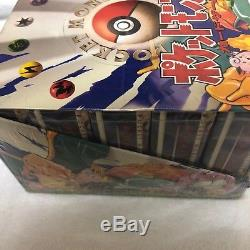 New Expedition Base Set Pokemon Booster Expansion Pack Japanese 1996 1st Genera