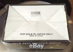 POKEMON Team Rocket Japanese Factory Sealed Booster Box 60 Packs Rare