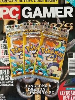 POKEMON japanese SEALED booster PACK expedition 1ST edition SEALED unweighted