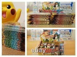 Pokemon 1998 Gym Heroes Vintage Booster Box 30 SEALED Japanese Boosterpacks