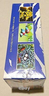 Pokemon 20th Anniversary CP6 1st Edition Japanese Booster Box Brand New SEALED