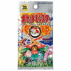 Pokemon CP6 Booster Box 1st Edition 20th Anniversary XY12 Evolutions withTracking