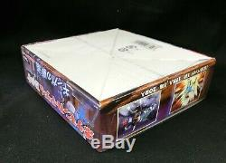 Pokemon Card DPt Booster Galactic Conquest Sealed Box Unlimited Japanese