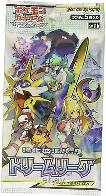 Pokemon Card Dream League Booster Box Japanese Expansion Pack