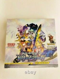 Pokemon Card Dream League box Enhanced Sun & Moon DX Expansion pack japanese