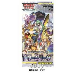 Pokemon Card Game Dream League Enhanced Sun & Moon DX Expansion pack Booster BOX