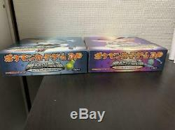 Pokemon Card Game Expansion Pack 2 set Diamond & Pearl Booster BOX Japanese