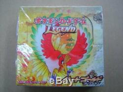 Pokemon Card Game LEGEND Heart Gold Collection Booster Box 20 Packs Japanese