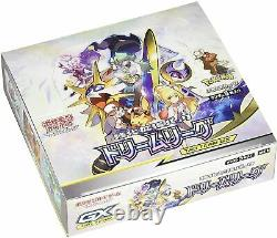 Pokemon Card Game Sun & Moon Expansion Pack Dream League Booster Box Japanese