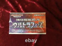 Pokemon Card Game Sun&Moon Strength Expansion Pack Ultra Force Box SM5+ Japanese