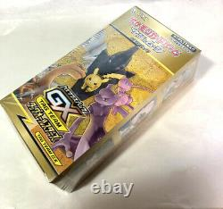 Pokemon Card Game Sun & Moon TAG TEAM Tag All Stars Booster Box Japanese New