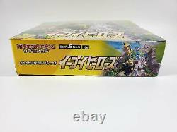Pokemon Card Game Sword & Shield Expansion Pack Eevee Heroes 12 Booster Boxes