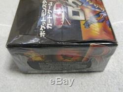 Pokemon Card Game Vol. 4 Team Rocket Booster Box Japanese Unopen
