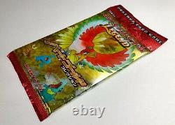 Pokemon Card Heart Gold 1st Edition Legend Booster Pack Sealed Japanese