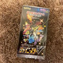 Pokemon Card High Class Pack Shiny Star V Booster Box factory shield Japanese
