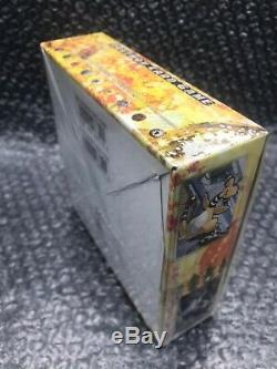 Pokemon Card Legend Booster L1 Heart gold Sealed Box 1st Edition Flom Japan NEW