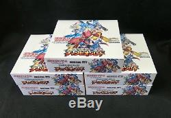 Pokemon Card SM Strength Expansion Pack Champion Road Booster 5 Box Set SM6b JP
