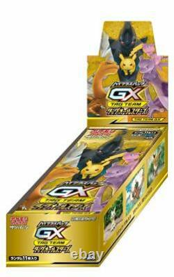 Pokemon Card Sun Moon TAG TEAM GX Tag All Stars Box High class pack japan