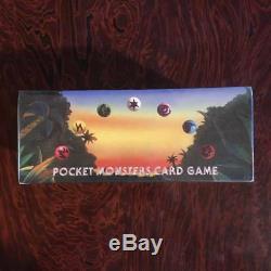 Pokemon Card Vol. 2 Pokemon Jungle Booster Sealed Box 60 Packs Japanese Vintage