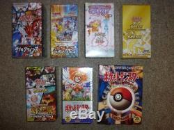 Pokemon Card XY BREAK 20th Premium Champion Booster Box etc Lot of 11 set