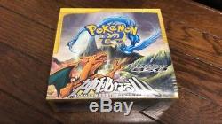 Pokemon Card e Japanese Mysterious Mountains Skyridge Booster Box 1st edition se