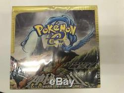 Pokemon Card e Mysterious Mountains Skyridge Booster Box 40 Pack 1Ed Japanese