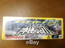 Pokemon Card e Mysterious Mountains Skyridge Booster Box 40 Pack Sealed 1ed