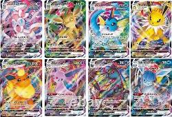 Pokemon Eevee Heroes S6a Booster Box Japanese In Hand Uk Seller