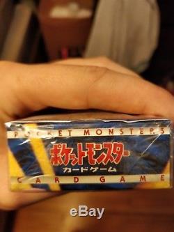 Pokemon Japanese Basic Base Set sealed starter Booster deck 104-01 No Rarity