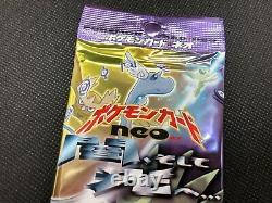 Pokemon Japanese Neo Destiny Booster Pack. Darkness, and to Light