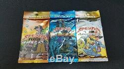 Pokemon Japanese Neo Discovery Genesis and Revelation Boosters Factory Sealed