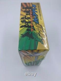 Pokemon Japanese VS Series Grass Lightning Sealed Booster Box Rare
