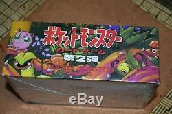 Pokemon Jungle Booster Box 60 Packs Japanese