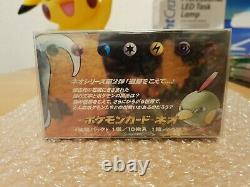 Pokemon Neo Discovery Factory SEALED Vintage Booster Box Japanese 60 Boosterpack