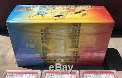 Pokemon PSA 10 Eeveelution Sealed Case & Decks 2005 Japanese Booster Box Jolteon