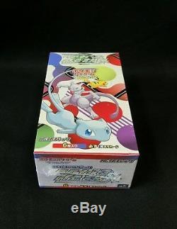 Pokemon SunMoon Strengthening Pack Shining Legends Booster Box SM3+ Japanese