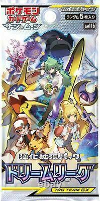 Pokemon TCG SM11b Dream League Japanese Sealed Booster Box (30 packs)