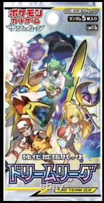 Pokemon TCG SM11b Dream League Japanese Sealed Booster Box FRESH USA CATCH