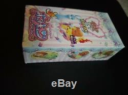 Pokemon XY BREAK Pokekyun 1st Edition CP3 Japanese Sealed Booster Box