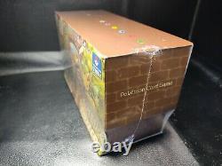 Pokemon card game Eevee Heroes Eevee's Gym Set box Japanese Factory Sealed