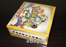 Pokemon e-Card Base Set Booster Box 1st Edition Authentic From Japan Sealed NEW